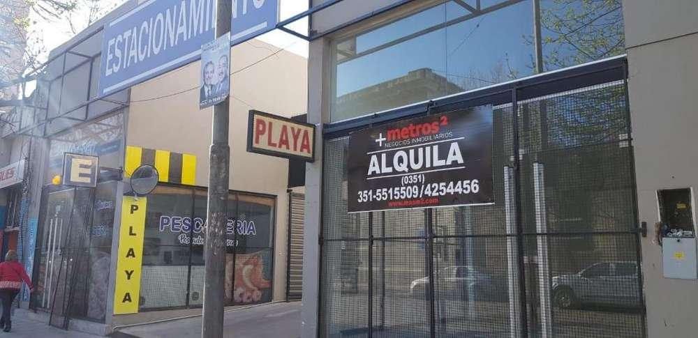 Alquiler local comercial sobre calle Humberto Primo al 130