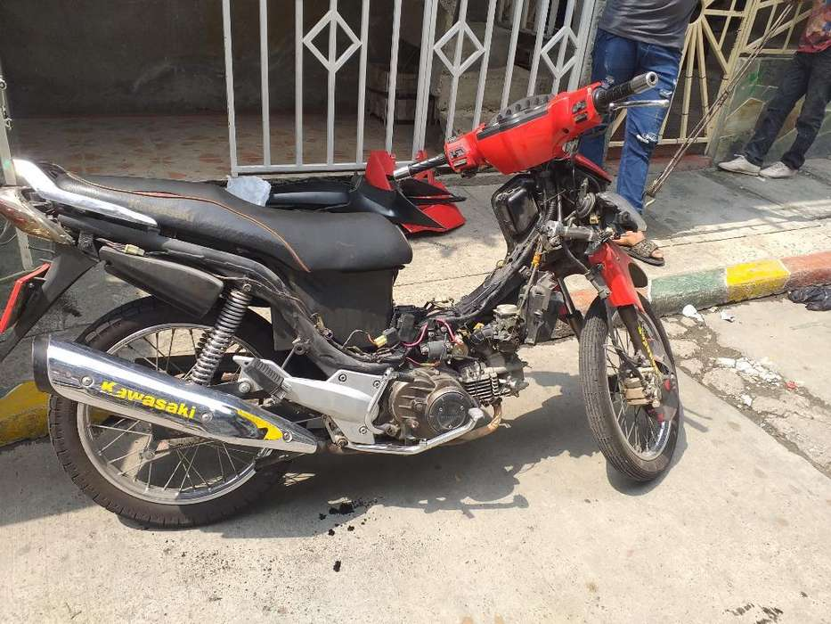 Vendo Moto para Repuests <strong>kawasaki</strong> Magic2