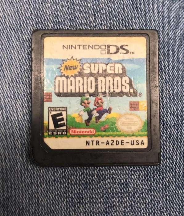 New Super Mario Bros Nintendods