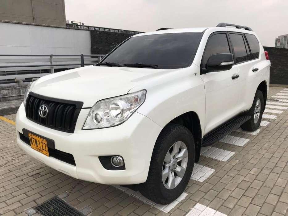 Toyota Prado 2012 - 134700 km
