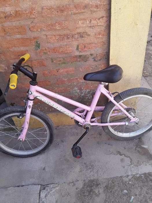 Vendo Bici de Niña