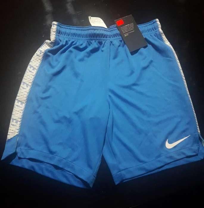 Nike Short Drifit Squad Niño 10 A12 Años
