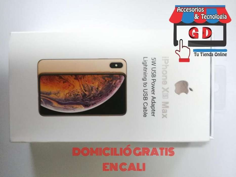 CARGADORES PARA IPHONE 5,6,7,8 Y IPAD FULL CON GARANTIA
