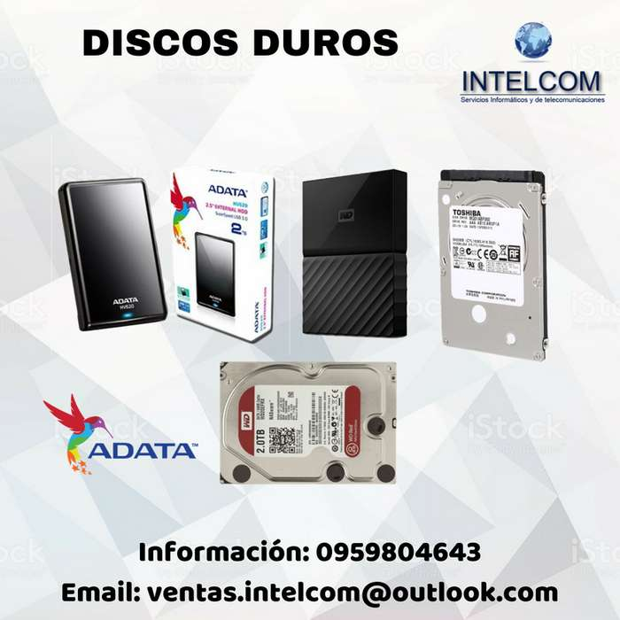 DISCOS DURO