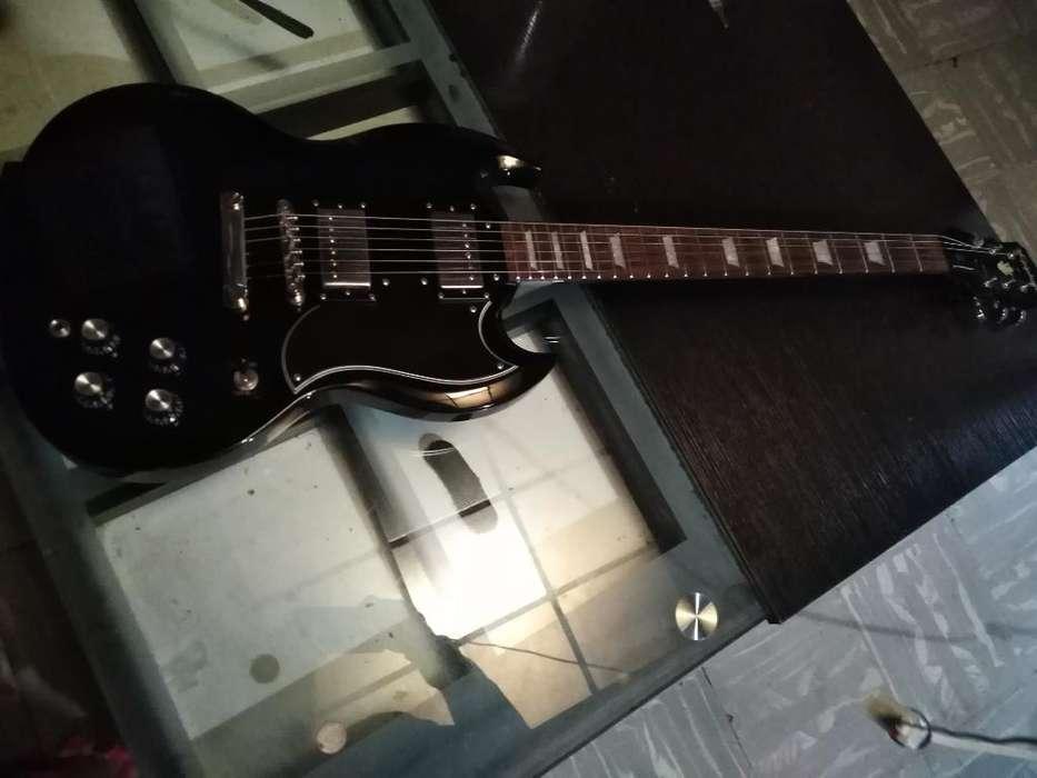 Guitarra Epiphone Sg 400 Hermosa