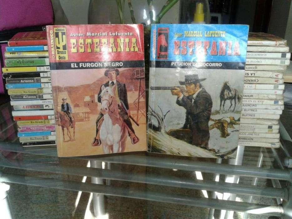 41 Revistas De Vaqueros, Western, Cowboys En Español