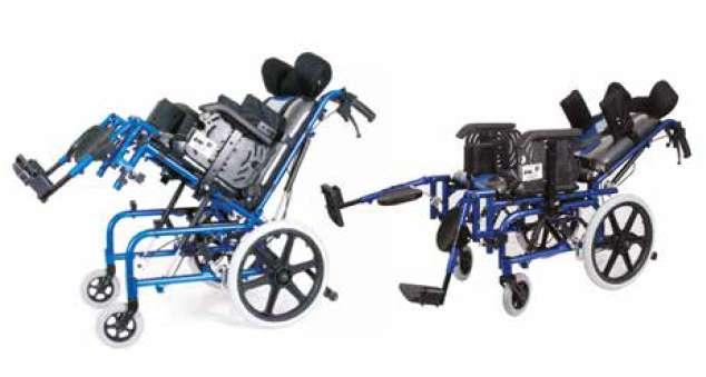 <strong>silla</strong> de ruedas Neurologica Pediatrica reclinable con Sistema de Basculación