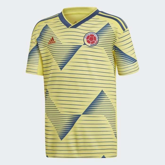 Camiseta Selección Colombia Original.