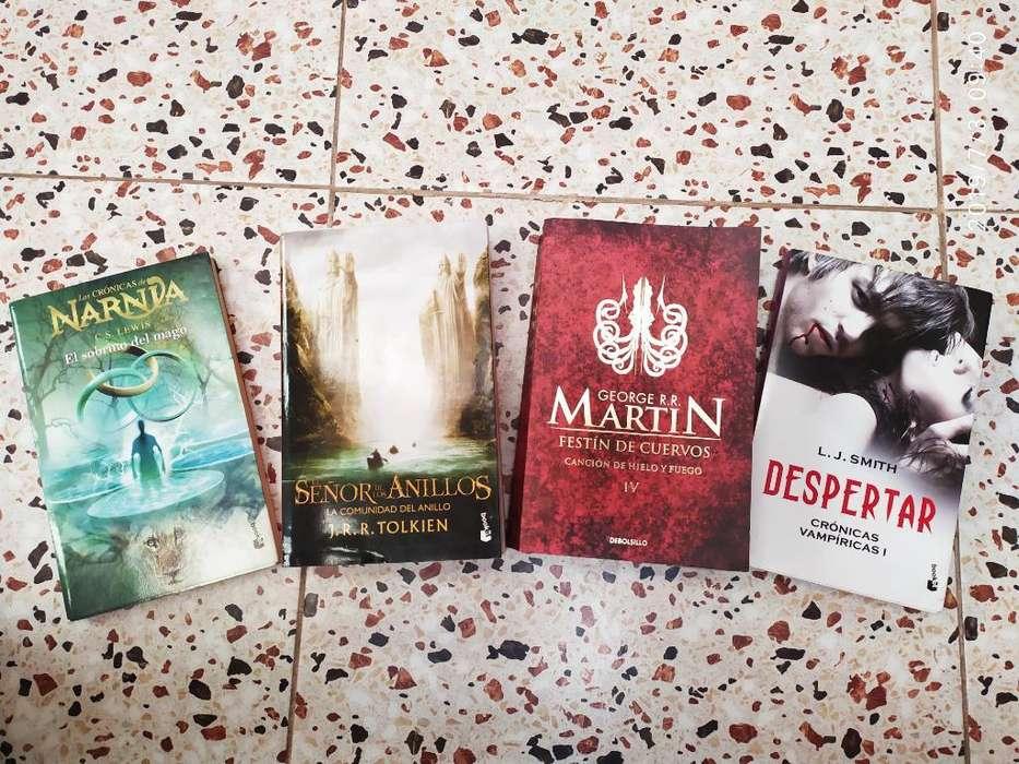 Vendo Libros Y Rompecabezas Got