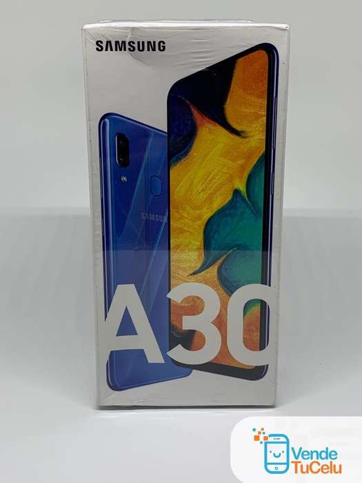 Samsung Galaxy A30 • Nuevo/Sellado • Puedes Dejar tu Celular en Parte de Pago • VendeTuCelu