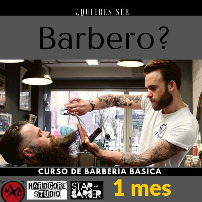 CURSO DE BARERIA EN BOGOTA FONTIBON