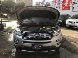 Ford Explorer LIMITED Automatico 3.5 4X4 2017