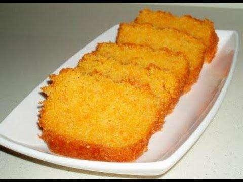 torta casera con buen sazon