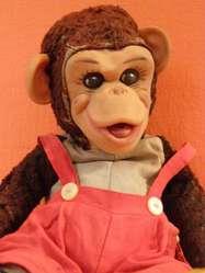Mono de Felpa Antiguo