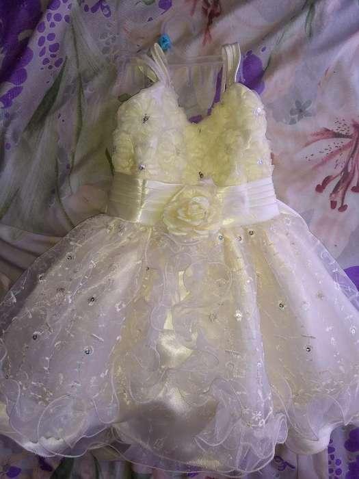 Vestido para Bebe Talle 0 Nuevo