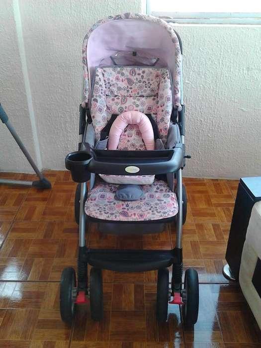 Se Vende <strong>coche</strong> Tina Y Asiento de Bebé