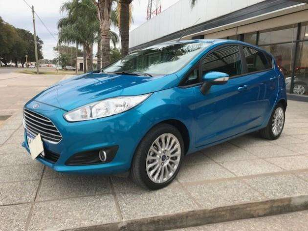 <strong>ford</strong> Fiesta Kinetic 2017 - 32000 km