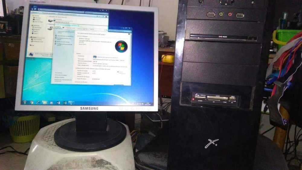 EXCELENTE COMPUTADOR X2 DUAL CORE