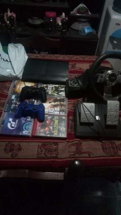vendo PS3 500GB