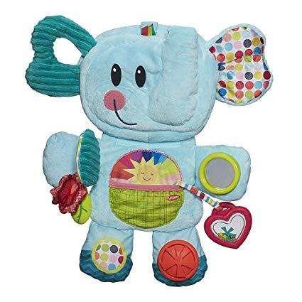 alfombra de estimulacion elefante Playskool. Nuevo