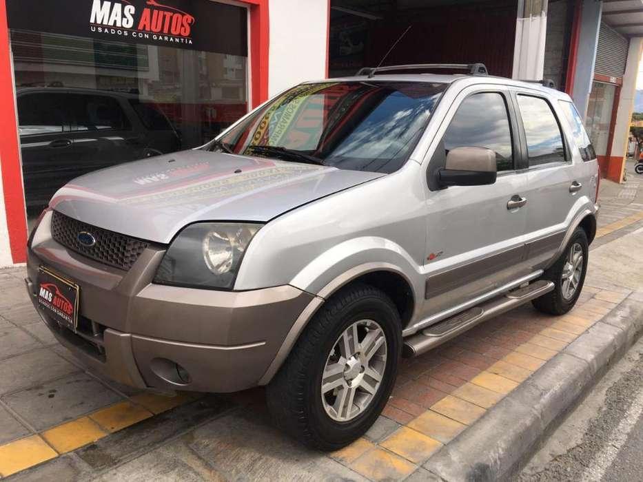 Ford Ecosport 2006 - 142000 km