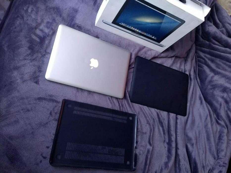 Macbook pro de 13,3 pulgadas 2012 core i7 a 2,9 ghz con 8 en ram y 500 de disco duro bien cuidado en su caja