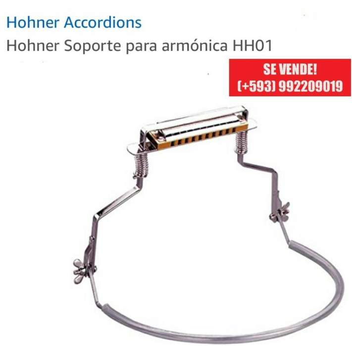 SOPORTE PARA ARMONICA Hohner Accordions