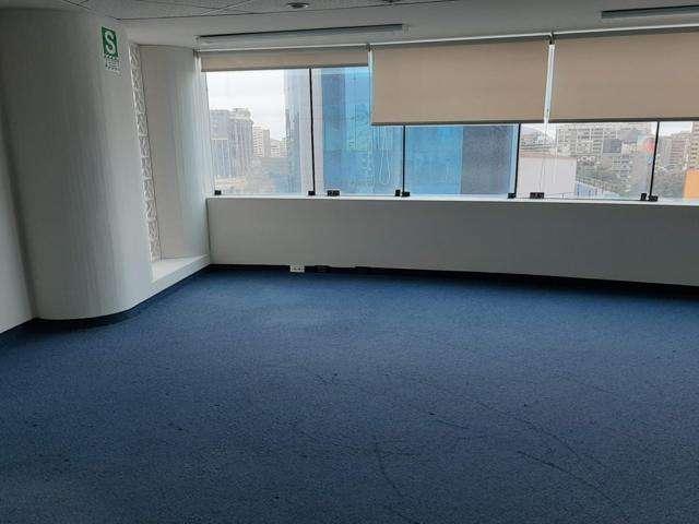 Alquiler oficina en Centro Empresarial, ubicado en la mejor zona de Miraflores