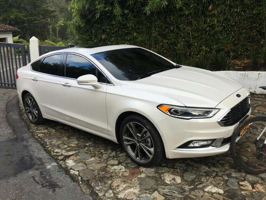 <strong>ford</strong> Fusion 2017 - 11000 km