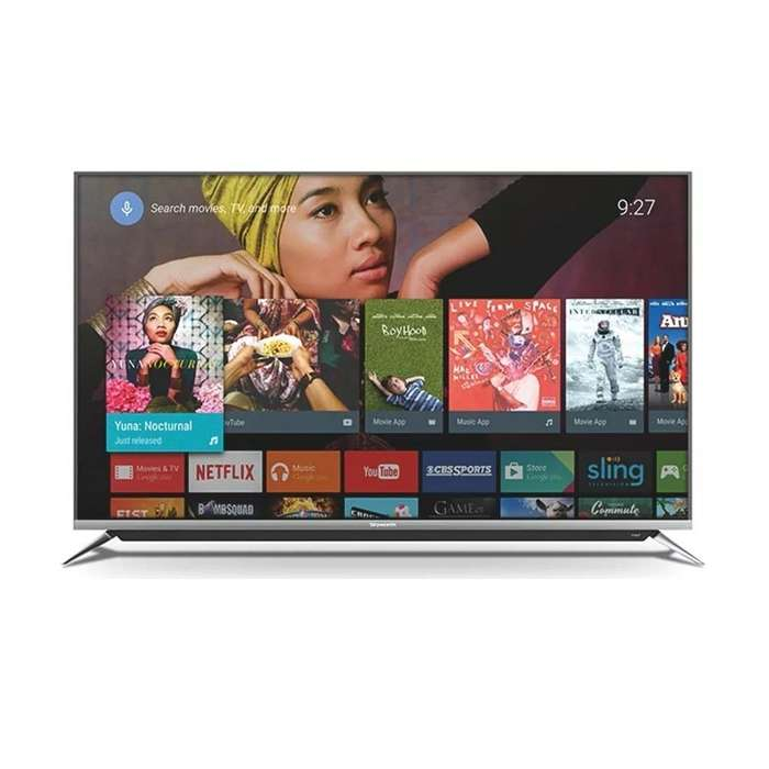 Smart tv 4K 55 pulgadas Skyworth sw55s6sug Google
