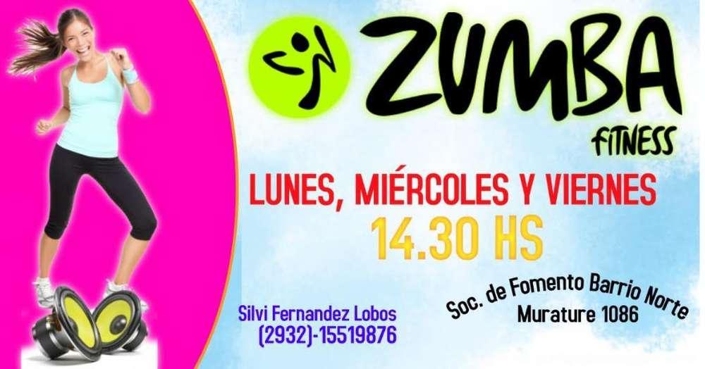 Clases de Zumba Punta Alta