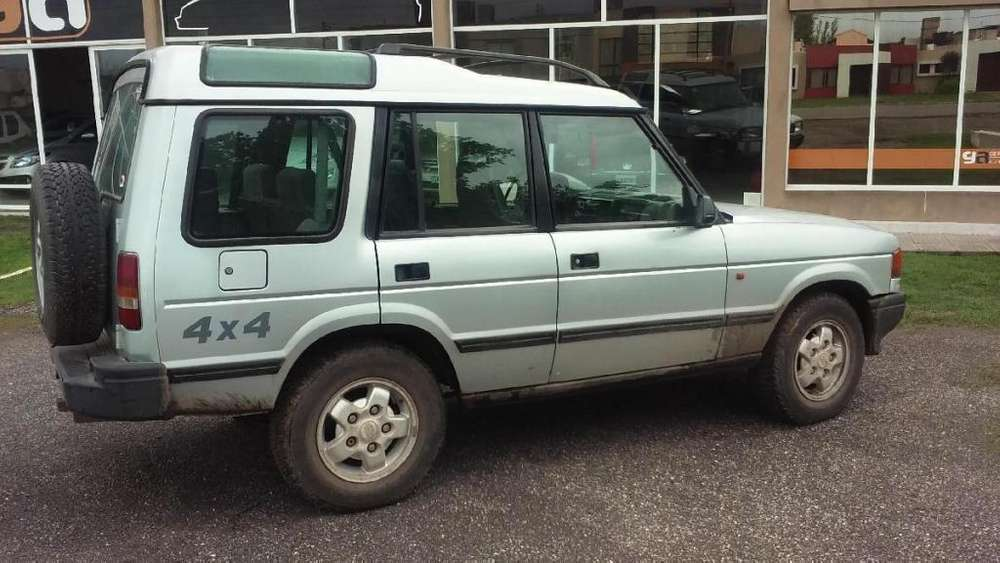 Land Rover Discovery 1998 - 198000 km