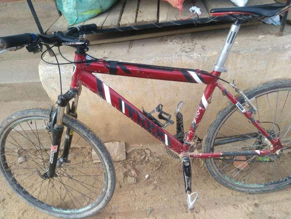 Bicicleta de Montaña en Aluminio