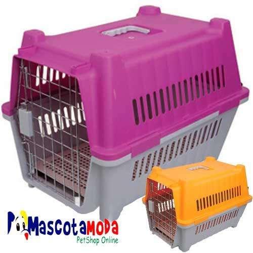Kennel caja de transporte para perros medianos y estandar economica
