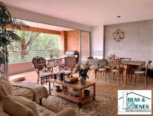 Apartamento En Venta Poblado Sector San Lucas: Código 813625