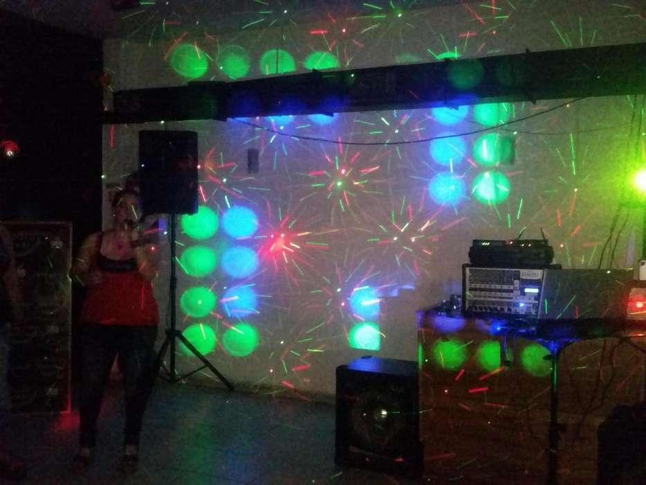 Show Musical Iluminacion