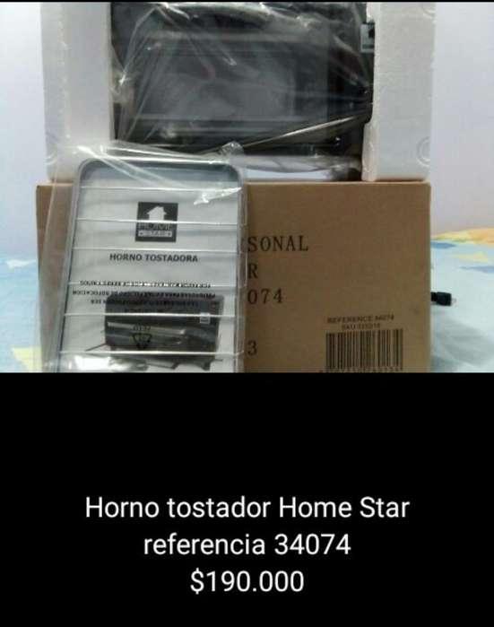 Horno Tostador Home Star