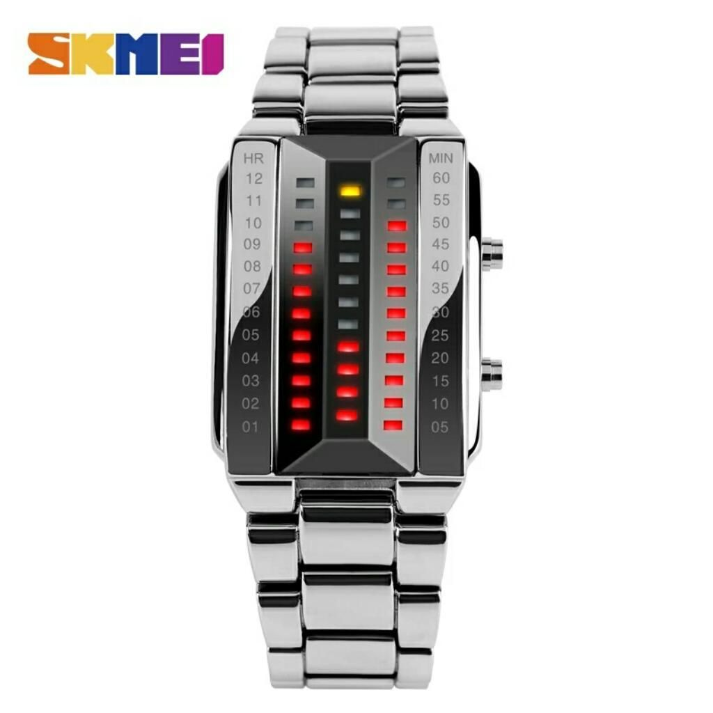 Reloj Skmei Nuevo Super Moderno Waterpro