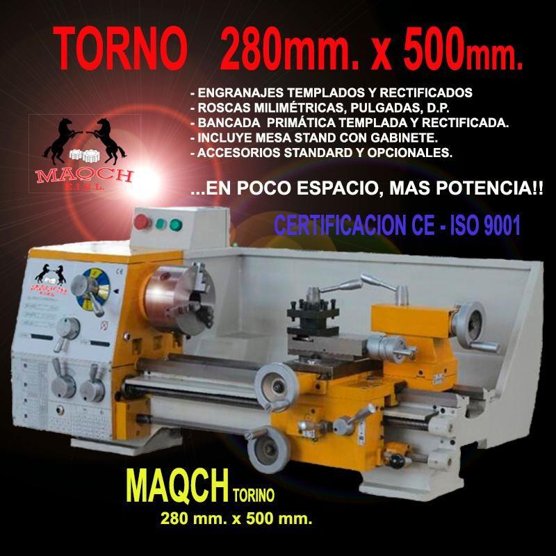 TORNO  280mm. x 500mm.