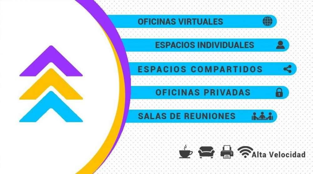 Oficinas virtuales y compartidas en San Borja