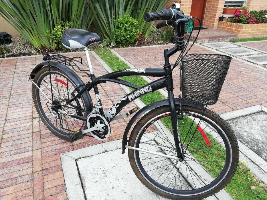 Bicicleta Playera Rhino Rin 26