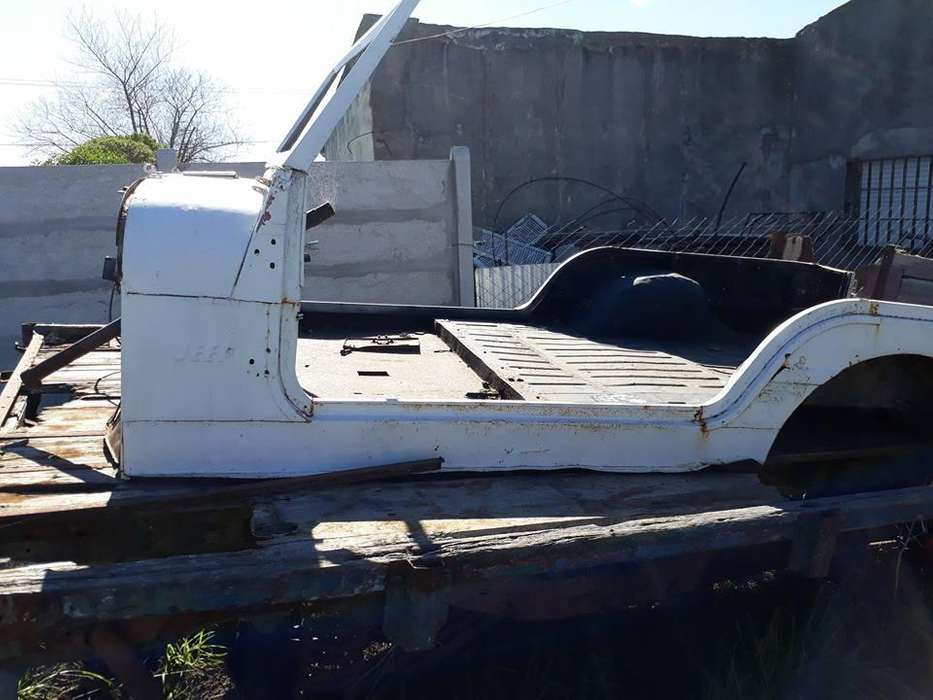 carroceria cabina <strong>jeep</strong> de chapa 4500
