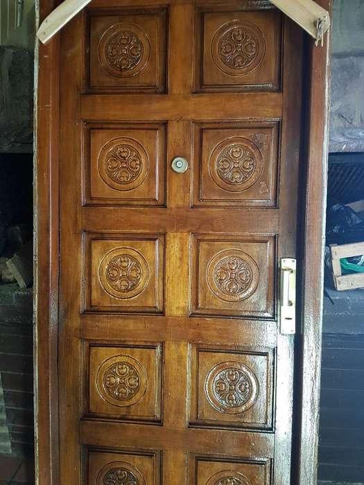 Puerta De Madera Usada Hogar Muebles Jardin En Argentina Olx