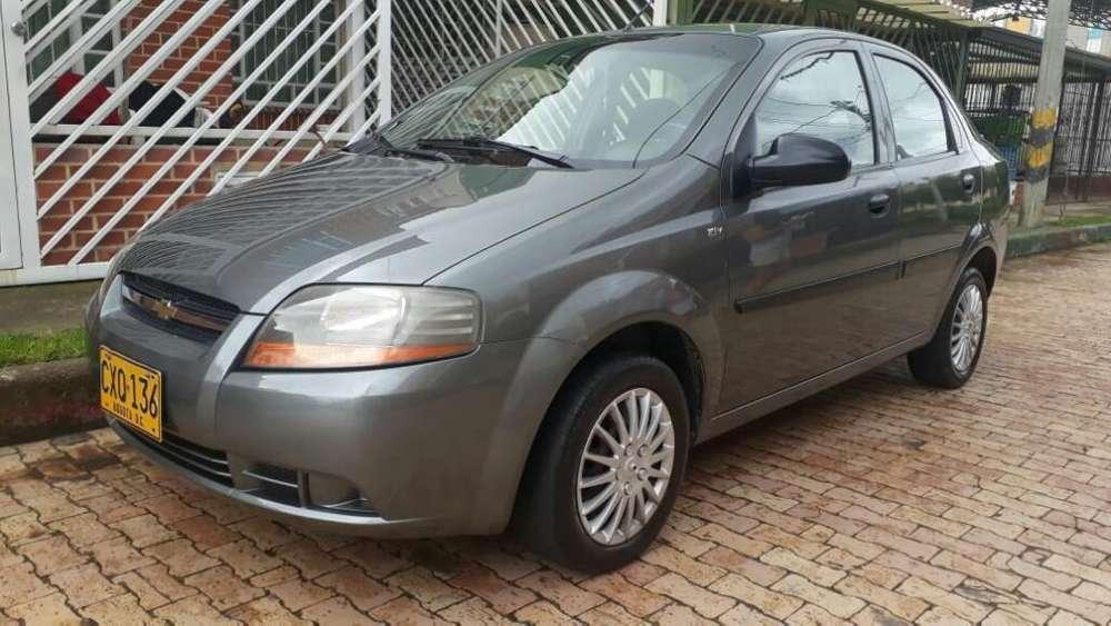 Chevrolet Aveo 2008 - 80000 km