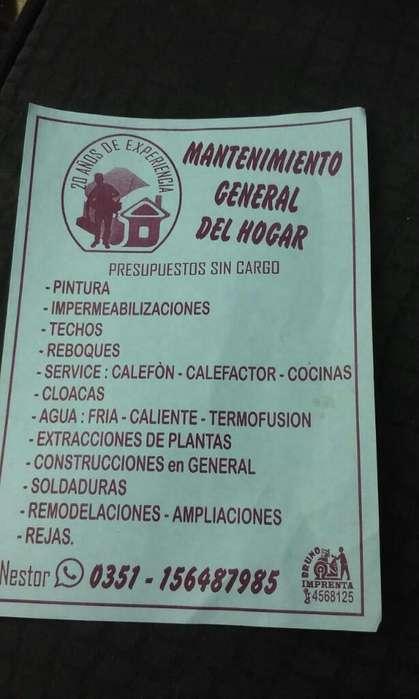 Albañileria Mantenimiento