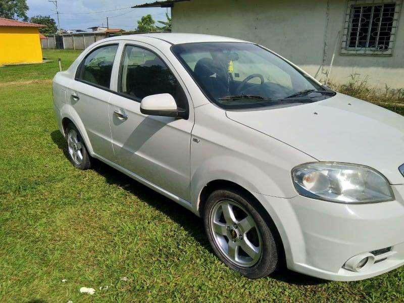 Chevrolet Aveo 2010 - 128392 km
