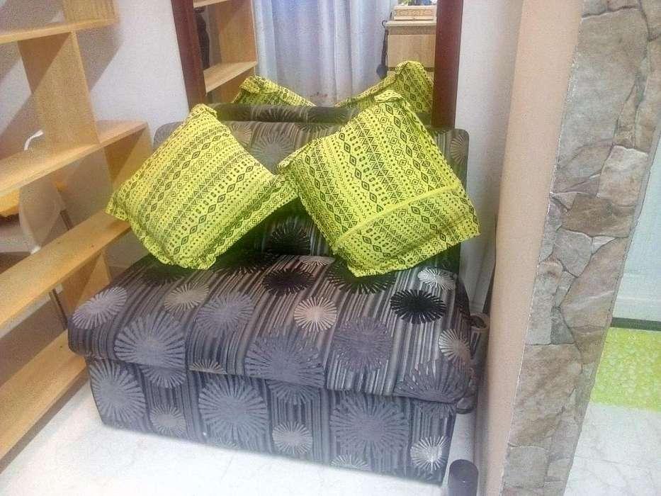 Hermoso. Sofa.economico.
