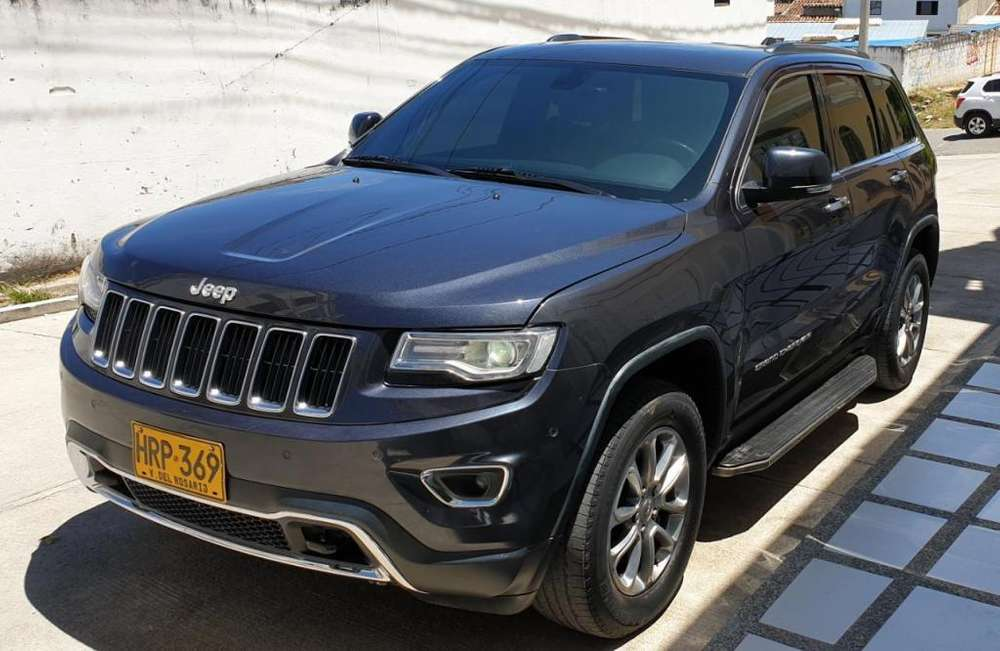 <strong>jeep</strong> GRAND CHEROKEE 2015 - 64200 km