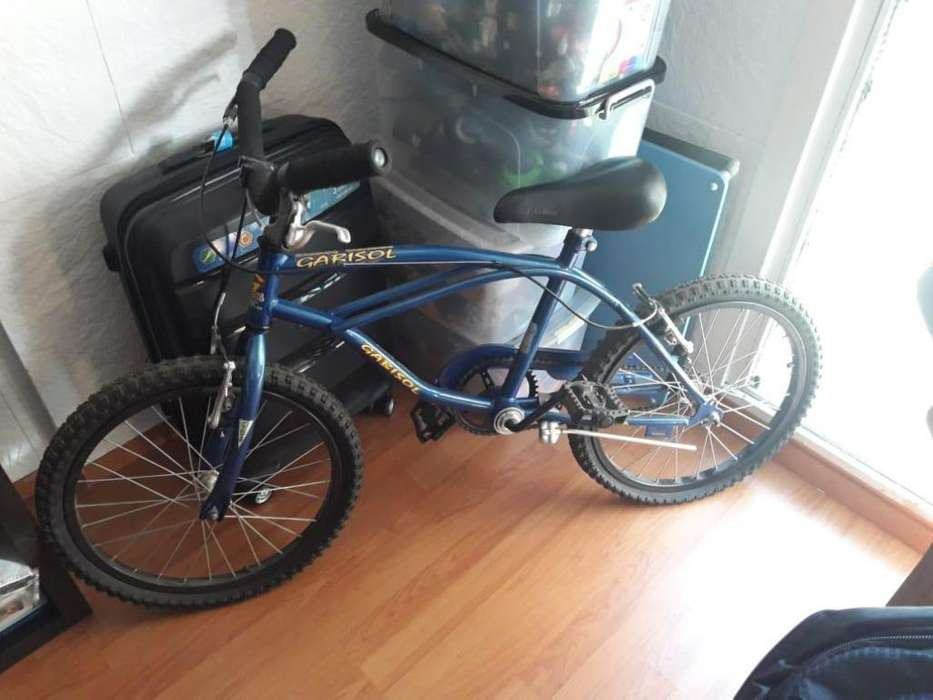 Bicicleta playera rodado 20