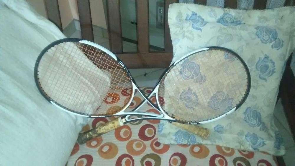 2 Raquetas Wilson Blade Usadas